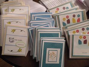 Fran K cards