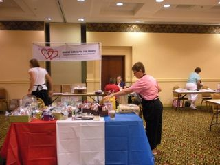 final touches Christmas in August 2101 event for From Our Hearts